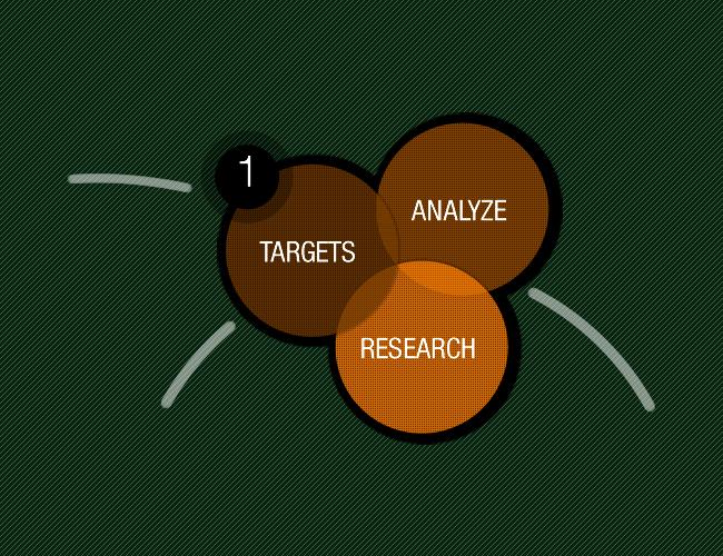 Target-Research-Analyze